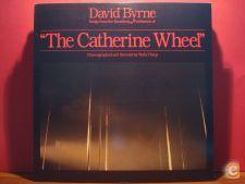 "David Byrne - ""The Catherine Wheel"" / EX / Lp / US / 1981"