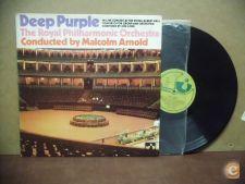 Deep Purple & The Royal Philharmonic Orchestra Live EMI 1985