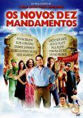 Filme em DVD: OS NOVOS DEZ MANDAMENTOS - NOVO! SELADO!