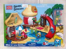 Mega Blokes 10755 - Praia dos Smurfs