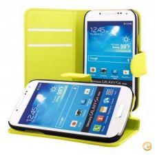 DP Capa Carteira Samsung Galaxy S4 i9500 + Película