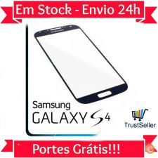 R463 Touch Screen SAMSUNG GALAXY S4 i9500 i9505 Preto Novo