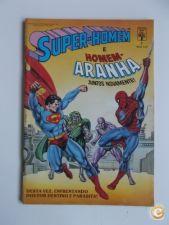 Super Homem e Homem Aranha nº2