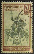 Cª Moçambique 202 usado