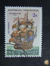 Moçambique 465 usado