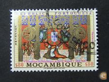 Moçambique 516 usado