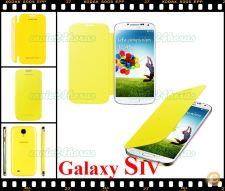 Flip case amarela Samsung Galaxy S4 SIV GT-I9500 GT-I9505