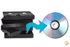 Converto VHS para DVD e Digital