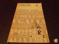 Cântico Final Vergilio Ferreira