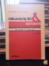 Luís César G. de Araújo - Organização & Métodos