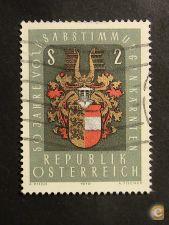 Austria 1171 usado