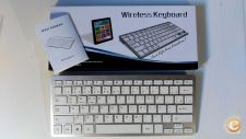 Teclado sem fios Bluetooth Wireless