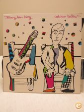 ADRIAN BELEW – Twang Bar Kings  (LP)