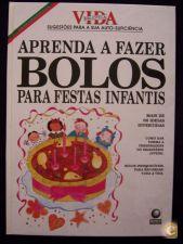 APRENDA A FAZER BOLOS PARA FESTAS INFANTIS
