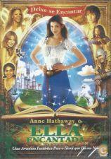 DVD ELLA ENCANTADA - SELADO  (PORTES GRÁTIS)