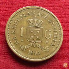 Antilhas Holandesas 1 gulden 1994 KM# 37       *V2