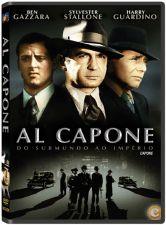 Filme em DVD: AL CAPONE - NOVO! SELADO! ORIGINAL!