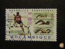 Moçambique 528 usado