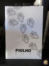 Piolho 011 - revista de poesia