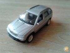 WELLY NEX - BMW X5      SOLTO      1/64 APROX      *NOVO*
