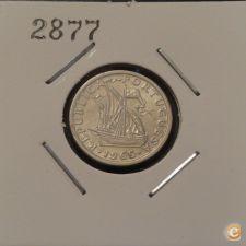 226# 1965 2$50 - 2,5 Escudos Cupro-Níquel (Nova)
