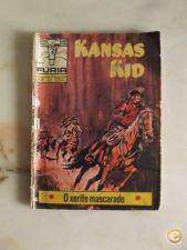 Colecção Furia nº5 - Kansas Kid