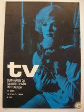 TV - SEMANÁRIO DA RADIOTELEVISÃO PORTUGUESA, Nº 264 de 1968