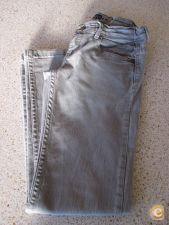 Calças Ganga Cinza Rapaz DEEPLY - 9-10 anos - 99% Algodão
