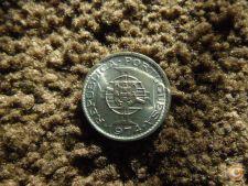 FO 30 ANGOLA 2$50 1974 SOBERBA