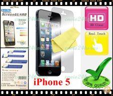 Pelicula LCD screen protetor iPhone 5 frente