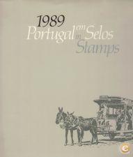 Portugal em Selos 1989