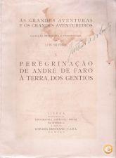 Peregrinação de André de Faro à Terra dos Gentios
