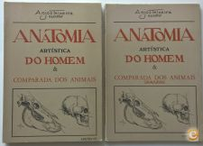 ESCULTURA Anjos TEIXEIRA Anatomia Artística do Homem 2 Vols