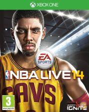 XBOX ONE - NBA Live 14 - ENVIO JÁ