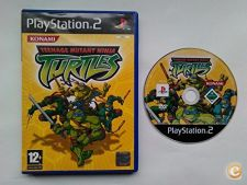 TMNT Teenage Mutant Ninja Turtles - Original Ps2