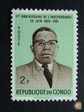 Congo Belga 436 s/goma