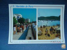 Postal antigo de Sao Martinho