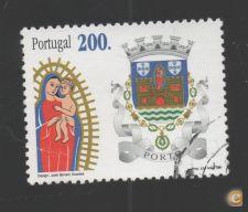 FILA 1998 AF-2522 BRASÕES PORTUGAL 3º-GRUPO USADO (O)