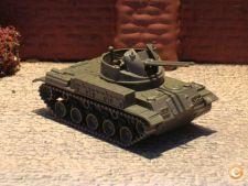 "ROCO / Minitanks - US Army Tank ""Machine Gun"" M 41"