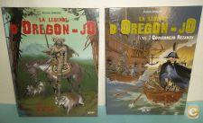 La légende d'Oregon-Jo - 2 volumes