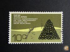Nova Zelandia 566 usado