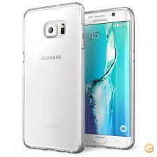 Capa Fina Silicone Gel Transparente Samsung Galaxy S6 Edge
