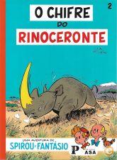 SPIROU – O chifre do rinoceronte