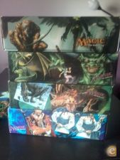 Material de Magic The Gathering Storage Box Playmat