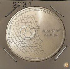 499# 2001 1000$ - Futebol Euro 2004 (Nova)
