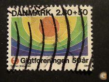 Dinamarca 866 usado