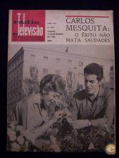 rádio e televisão Nº 367 - 1963 revista semanal espectáculos