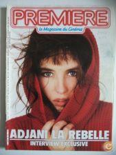 Premiere, La magazine du cinéma nº 119 - Fevereiro 1987