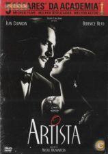 Filme em DVD: O ARTISTA - NOVO! SELADO! ORIGINAL!