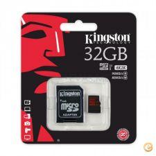 Cartão KINGSTON Micro SD 32GB Speed Class 3 UHS-I 90MB/s
